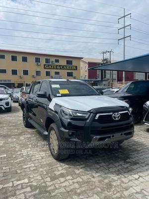 New Toyota Hilux 2021 Black | Cars for sale in Lagos State, Magodo