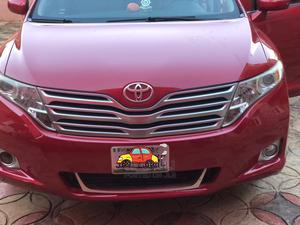 Toyota Venza 2010 Red | Cars for sale in Anambra State, Awka