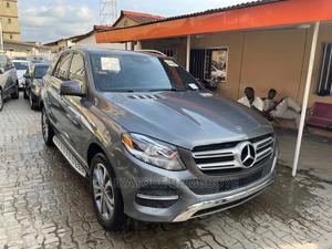 Mercedes-Benz GLE-Class 2017 Gray | Cars for sale in Lagos State, Magodo