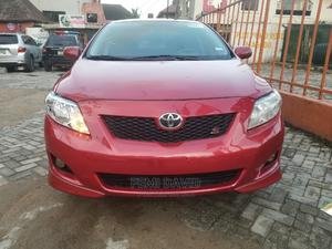 Toyota Corolla 2010 Red | Cars for sale in Lagos State, Magodo