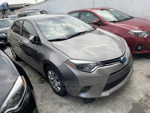 Toyota Corolla 2015 Beige   Cars for sale in Lagos State, Surulere