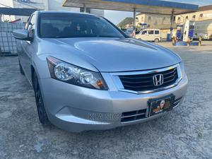 Honda Accord 2009 Silver | Cars for sale in Lagos State, Ajah