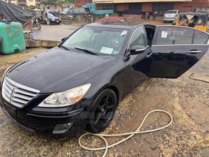 Hyundai Sonata 2010 Black | Cars for sale in Lagos State, Mushin
