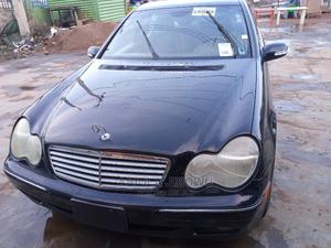 Mercedes-Benz C240 2004 Black | Cars for sale in Lagos State, Egbe Idimu