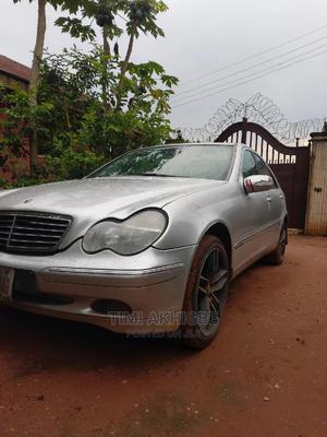 Mercedes-Benz C240 2003 Silver | Cars for sale in Edo State, Benin City