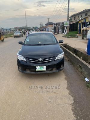 Toyota Corolla 2013 Black | Cars for sale in Ogun State, Obafemi-Owode