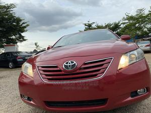 Toyota Camry 2008 Red   Cars for sale in Abuja (FCT) State, Gwarinpa