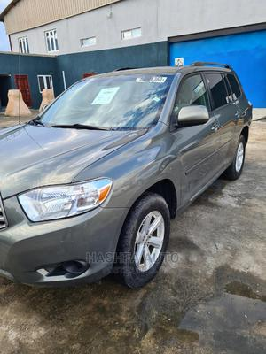 Toyota Highlander 2009 4x4 Green | Cars for sale in Lagos State, Gbagada