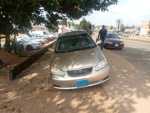 Toyota Corolla 2004 Gold | Cars for sale in Plateau State, Jos