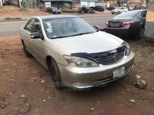 Toyota Camry 2002 Gold | Cars for sale in Lagos State, Ejigbo