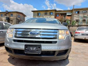 Ford Edge 2007 SE 4dr FWD (3.5L 6cyl 6A) Silver | Cars for sale in Lagos State, Abule Egba