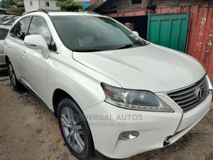 Lexus RX 2015 350 AWD White | Cars for sale in Lagos State, Apapa