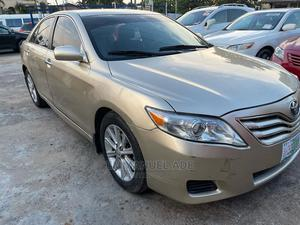 Toyota Camry 2011 Gold   Cars for sale in Lagos State, Ojodu