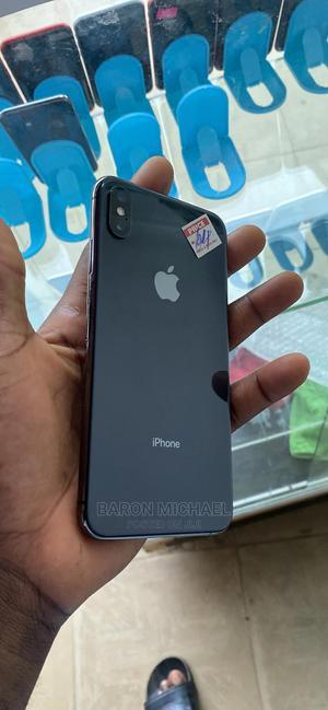 Apple iPhone XS Max 64 GB Black | Mobile Phones for sale in Lagos State, Ikorodu