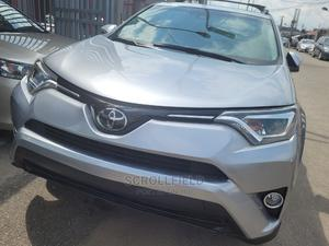 Toyota RAV4 2017 Silver | Cars for sale in Lagos State, Surulere