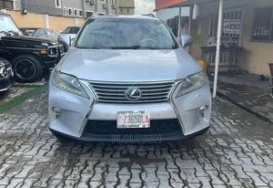 Lexus RX 2014 Silver | Cars for sale in Lagos State, Ikeja