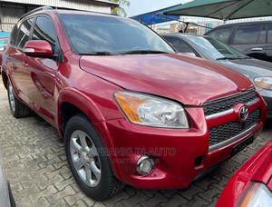 Toyota RAV4 2011 Red | Cars for sale in Lagos State, Yaba
