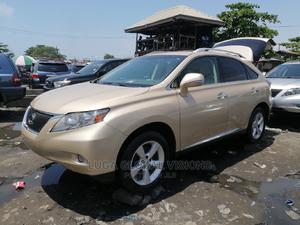 Lexus RX 2010 Gold | Cars for sale in Lagos State, Apapa