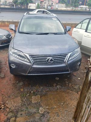 Lexus RX 2014 350 AWD Gray | Cars for sale in Lagos State, Ojodu