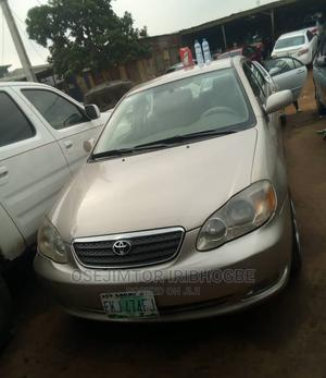 Toyota Corolla 2005 Gold | Cars for sale in Lagos State, Ikeja