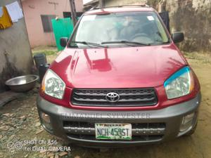 Toyota RAV4 2004 Red | Cars for sale in Rivers State, Port-Harcourt