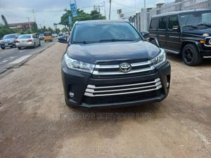 Toyota Highlander 2014 Black   Cars for sale in Lagos State, Ikeja