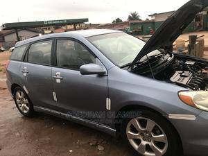 Toyota Matrix 2005 Blue | Cars for sale in Oyo State, Egbeda