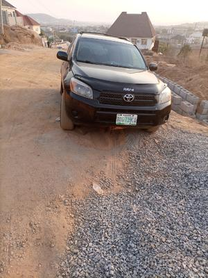 Toyota RAV4 2008 2.4 Black | Cars for sale in Abuja (FCT) State, Central Business District
