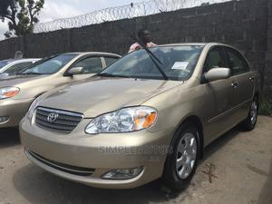 Toyota Corolla 2006 Gold   Cars for sale in Lagos State, Apapa