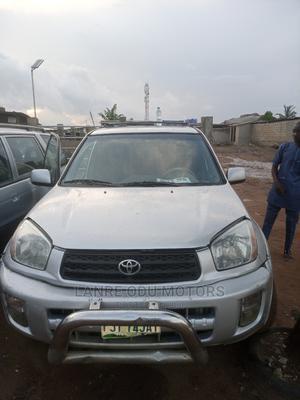 Toyota RAV4 2004 2.0 4x4 Silver   Cars for sale in Lagos State, Ikotun/Igando