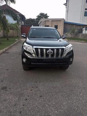 Toyota Land Cruiser Prado 2015 Black | Cars for sale in Abuja (FCT) State, Jabi