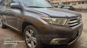 Toyota Highlander 2013 Gray   Cars for sale in Lagos State, Isolo