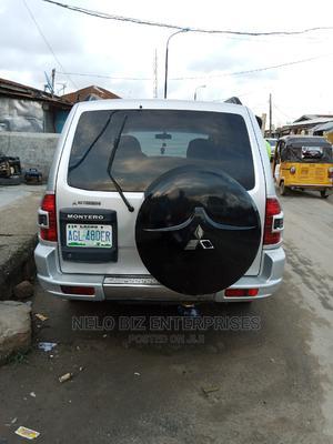 Mitsubishi Montero 2003 Silver | Cars for sale in Lagos State, Gbagada
