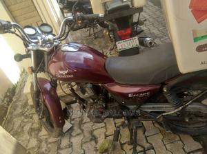 Denstar Escape 2017 Brown | Motorcycles & Scooters for sale in Oyo State, Ibadan