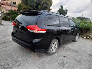 Toyota Sienna 2013 LE FWD 8-Passenger Black   Cars for sale in Lagos State, Ajah