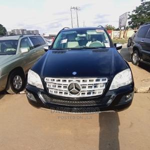 Mercedes-Benz M Class 2010 ML 350 4x2 Black   Cars for sale in Lagos State, Amuwo-Odofin
