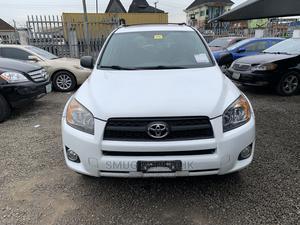 Toyota RAV4 2010 2.5 Sport 4x4 White | Cars for sale in Lagos State, Amuwo-Odofin