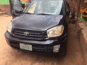 Toyota RAV4 2003 Automatic Black | Cars for sale in Lagos State, Ifako-Ijaiye