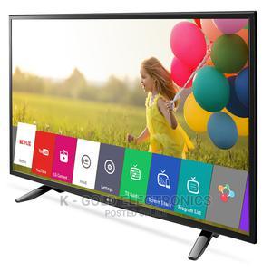 LG 32 Inch Smart TV (32LM630BPTB)   TV & DVD Equipment for sale in Lagos State, Ojota