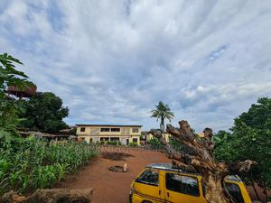 Fenced Gated 2 Plots of Land With a Building at New Haven   Land & Plots For Sale for sale in Enugu State, Enugu