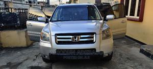Honda Pilot 2006 EX-L 4x2 (3.5L 6cyl 5A) Silver | Cars for sale in Lagos State, Ikeja
