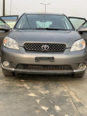 Toyota Matrix 2005 Gray | Cars for sale in Lagos State, Ikorodu