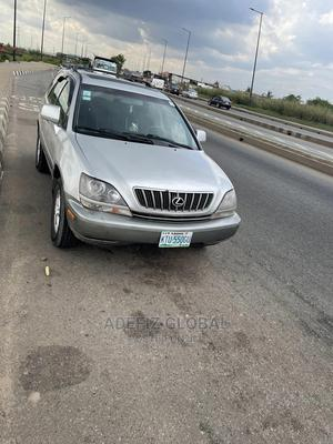 Lexus RX 2002 300 2WD Silver | Cars for sale in Lagos State, Kosofe