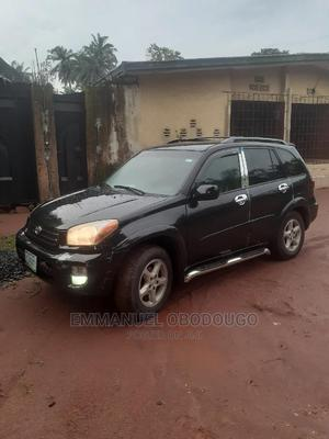 Toyota RAV4 2003 Automatic Black | Cars for sale in Abia State, Osisioma Ngwa
