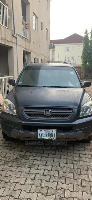 Honda Pilot 2003 Blue | Cars for sale in Abuja (FCT) State, Kado