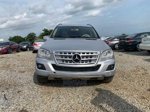Mercedes-Benz M Class 2010 ML 350 4Matic Silver | Cars for sale in Abuja (FCT) State, Lugbe District