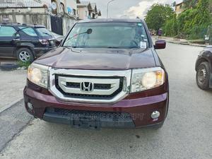 Honda Pilot 2009 Brown | Cars for sale in Lagos State, Amuwo-Odofin