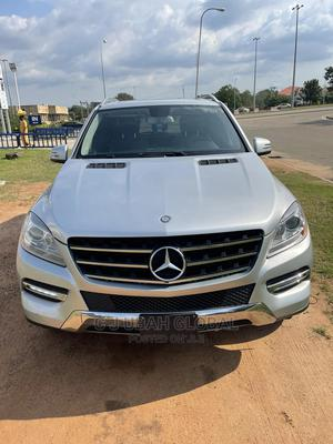Mercedes-Benz M Class 2012 ML 350 4Matic Gray   Cars for sale in Abuja (FCT) State, Central Business District