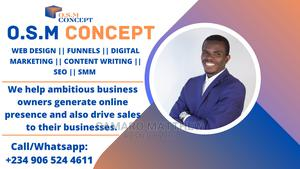 Professional Website Designer | Computer & IT Services for sale in Cross River State, Calabar