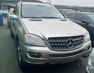 Mercedes-Benz M Class 2006 Gold   Cars for sale in Lagos State, Ogba